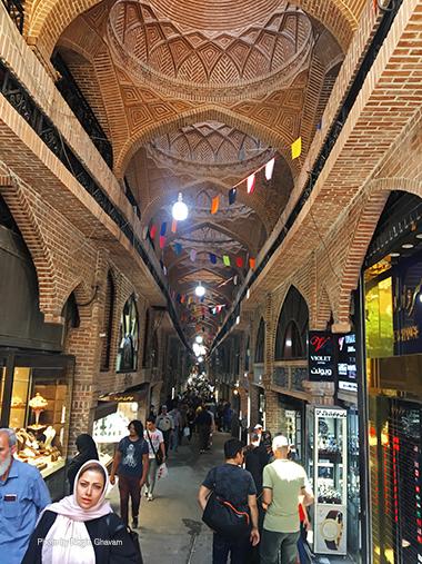Bazaar_Tehran